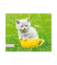 servetele akiniu lesiu valymui albinex katinelis puodelyje