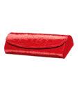 80040-lakinis akiniu deklas raudonas
